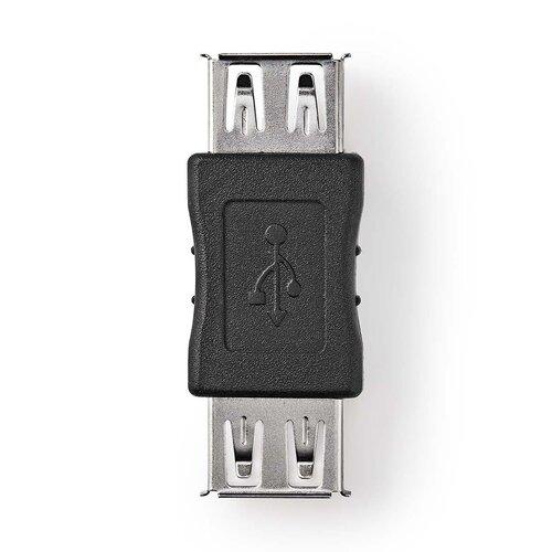 Nouveautés : Nedis Adaptateur USB 2.0 A-A Femelle, Nedis Câble d'alimentation interne 2X SATA - PCI-e 6 pins 0.20m,