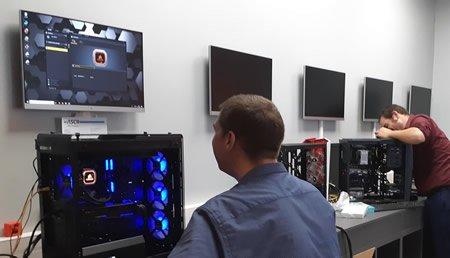 Dépannage informatique en Atelier