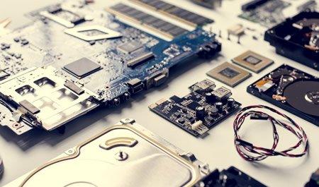 Réparation pièces informatiques