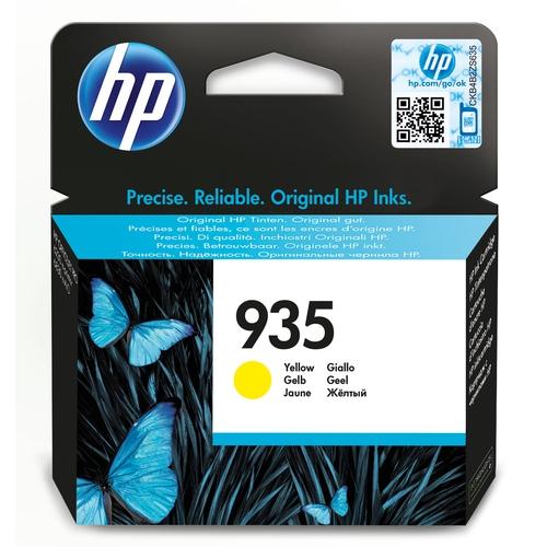 HP Cartouche N° 935 - Jaune