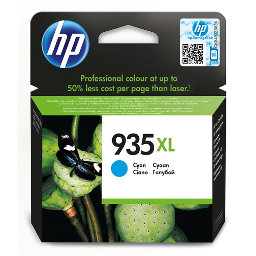 HP Cartouche N° 935 XL - Cyan