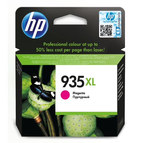 HP Cartouche N° 935 XL - Magenta
