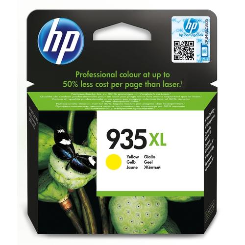 HP Cartouche N° 935 XL - Jaune