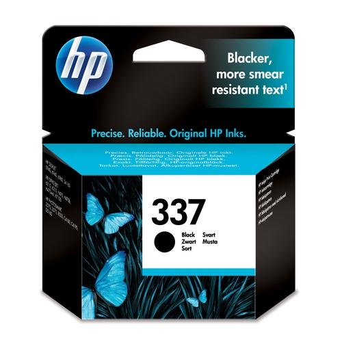 HP Cartouche N° 337 - Noir