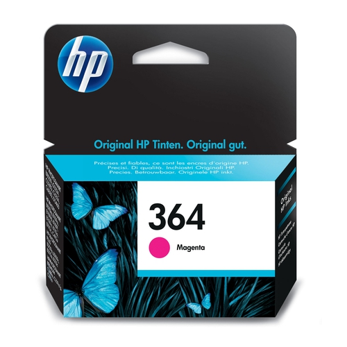HP Cartouche N° 364 - Magenta