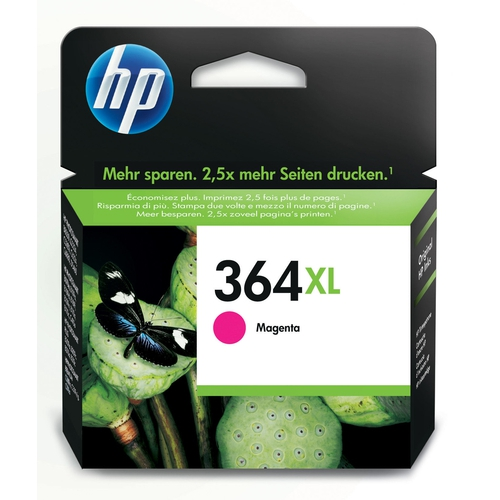 HP Cartouche N° 364 XL - Magenta