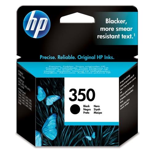 HP Cartouche N° 350 - Noir