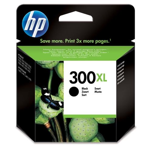 HP Cartouche N° 300 XL - Noir