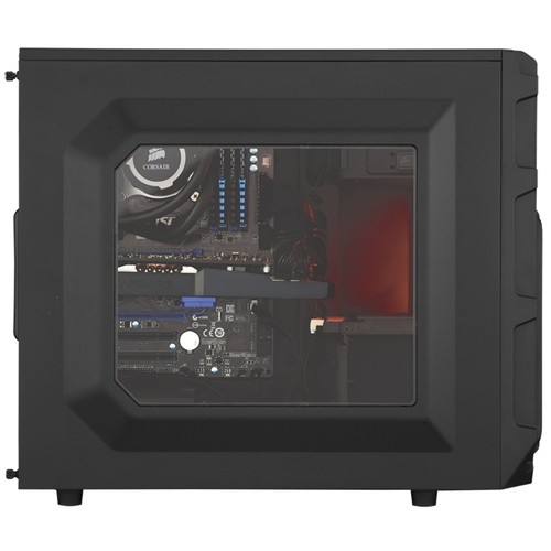 CORSAIR Carbide SPEC-03 Red LED Boîtier Plexiglass ATX