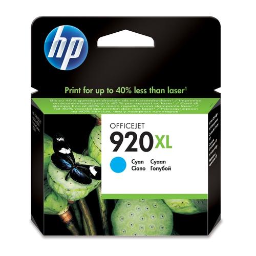 HP Cartouche N° 920 XL - Cyan
