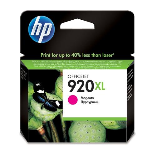 HP Cartouche N° 920 XL - Magenta