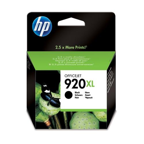 HP Cartouche N° 920 XL - Noir