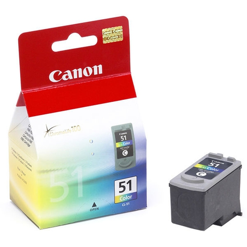 CANON Cartouche CL-51 - Tricolore