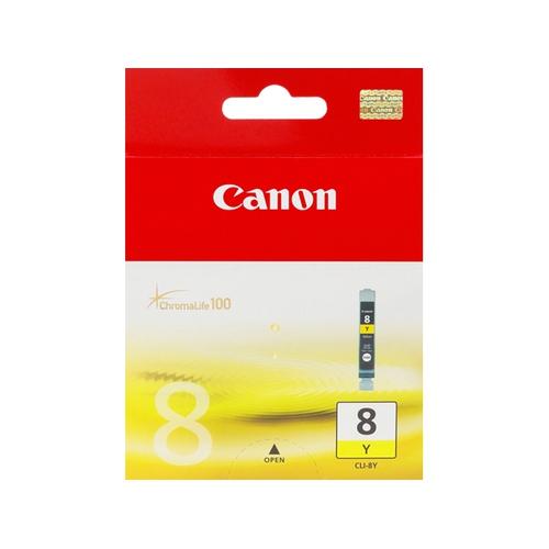 CANON Cartouche CLI-8 Y - Jaune