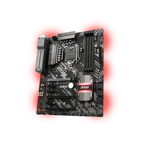 MSI Z370 TOMAHAWK - Socket 1151 - DDR4 - ATX