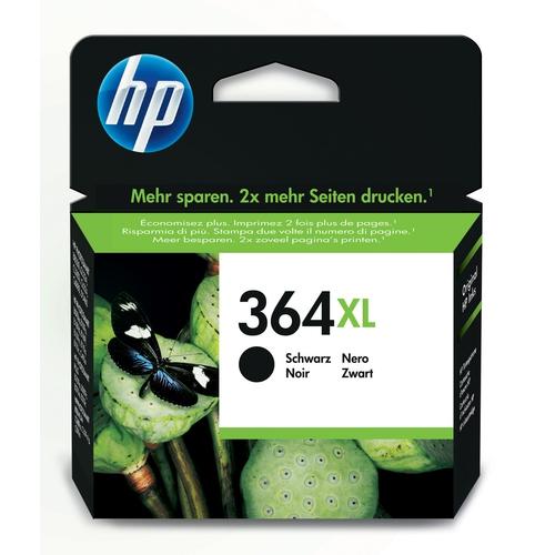 HP Cartouche N° 364 XL - Noir