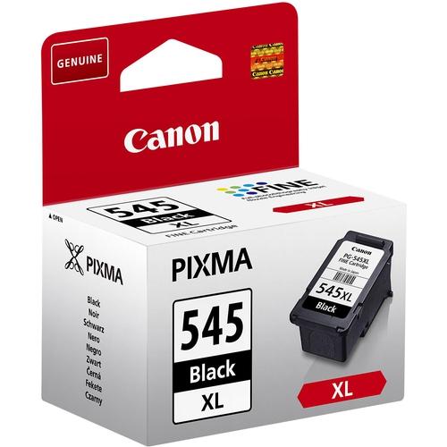 CANON Cartouche PG-545 BK XL - Noir