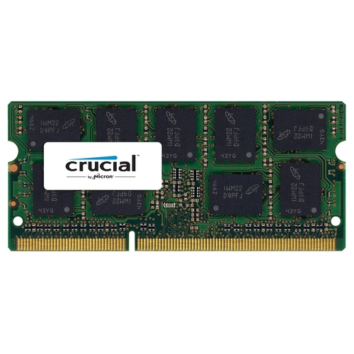 CRUCIAL SoDimm DDR3 8Go 1600Mhz pour Apple