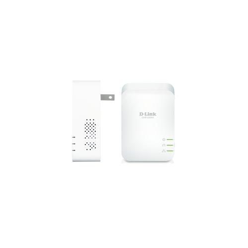 D-LINK CPL DHP-601AV - Kit de 2 - 1000 Mbits/s