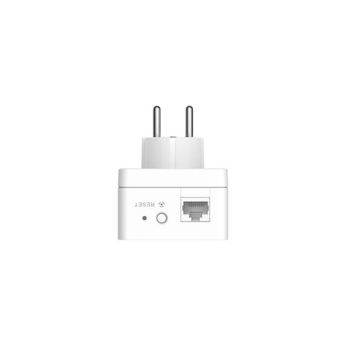 D-LINK CPL DHP-P601AV - Kit de 2 - 1000 Mbits/s - avec prise de courant