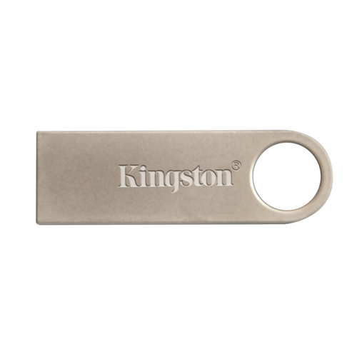 KINGSTON DataTraveler SE9 16 Go - USB 2.0 - Aluminium