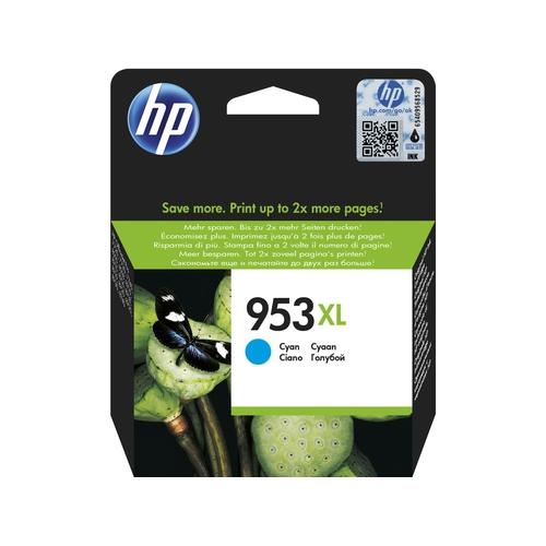 HP Cartouche N° 953 XL - Cyan