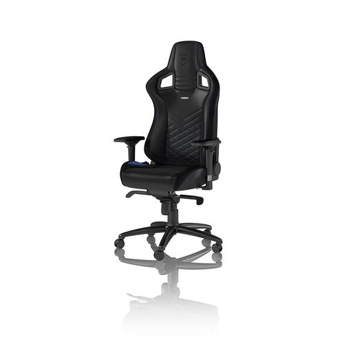 NOBLECHAIRS Epic Gaming Chair - Black/Blue