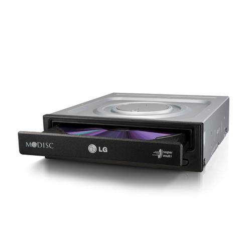 LG GH24NSD1 Graveur DVD Interne SATA Noir 24X