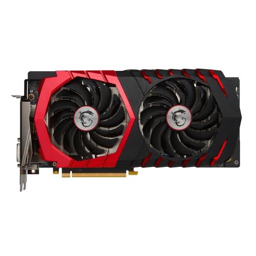 MSI Nvidia GeForce GTX1060 Gaming X 6G - 6Go - PCI-e 16X - HDMI DVI 3xDP