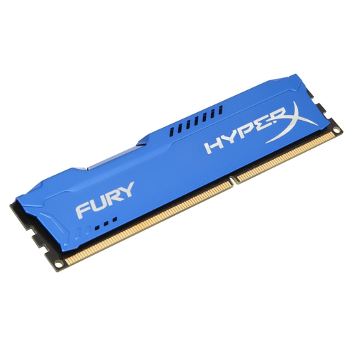 KINGSTON HyperX Fury Dimm DDR3 8Go 1600Mhz