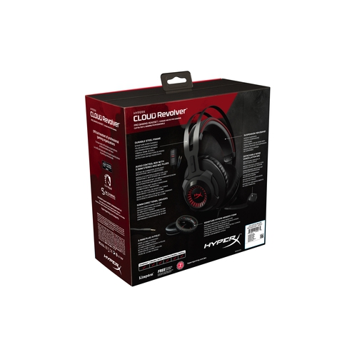 KINGSTON Casque/micro HyperX Cloud Revolver - Mini Jack