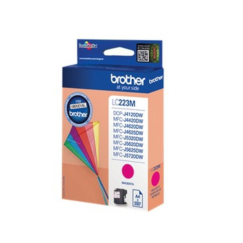 BROTHER Cartouche LC223M - Magenta
