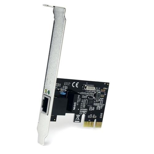 STARTECH ST1000SPEX2 Carte Réseau PCI-e 1X Ethernet Gigabit