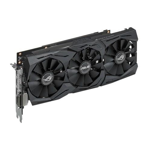 ASUS Nvidia GeForce STRIX-GTX1060-O6G-GAMING - 6Go - PCI-e 16X - 2xHDMI DVI 2xDP