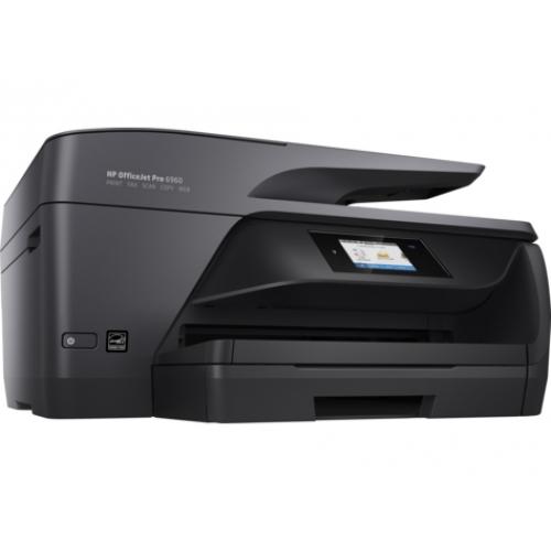 HP OfficeJet Pro 6960 - Multifonction Jet d'encre couleur - USB/Wifi/Ethernet