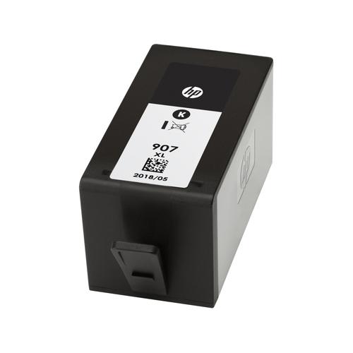 HP Cartouche N° 907 XL - Noir