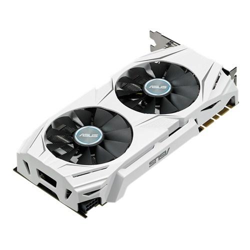 ASUS Nvidia Geforce DUAL-GTX1070-O8G - 8Go - PCI-e 16x - 2xHDMI DVI 2xDP