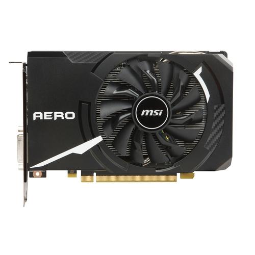 MSI Nvidia GeForce GTX1060 Aero ITX 3G OC  - 3Go - PCI-e 16X - HDMI DVI 2xDP