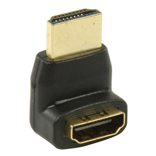 VALUELINE Adaptateur HDMI High Speed avec Ethernet Coudé à 270°