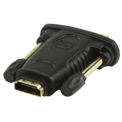 VALUELINE Adaptateur HDMI avec Ethernet (M) - DVI-D (F)