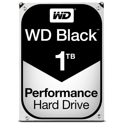 "WD Caviar Black 1To SATA-6Gb 3.5"" 7200trs/min 64Mo"