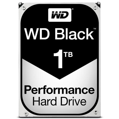 """WD Caviar Black 1To SATA-6Gb 3.5"""" 7200trs/min 64Mo"""