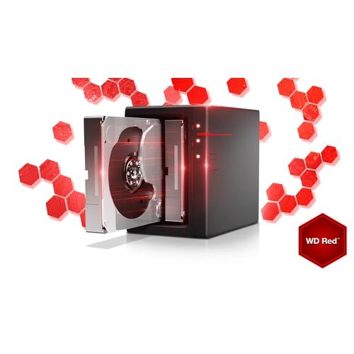 "WD Caviar Red 2To SATA-6GB 3.5"" 5400trs/min 64Mo"
