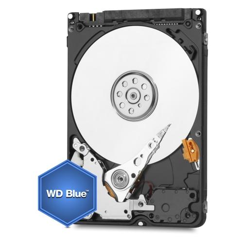 """WD Scorpio Blue 500Go SATA-6Gb 2.5"""" 5400trs/min 16Mo"""