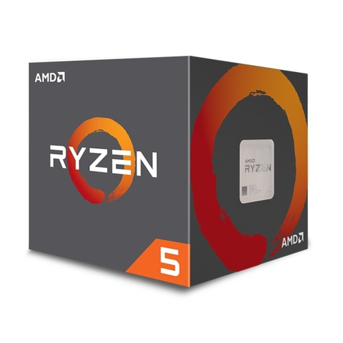 AMD Ryzen 5 1600 - Socket AM4 - 6 Coeurs HT - 3.2/3.6Ghz - 19 Mo