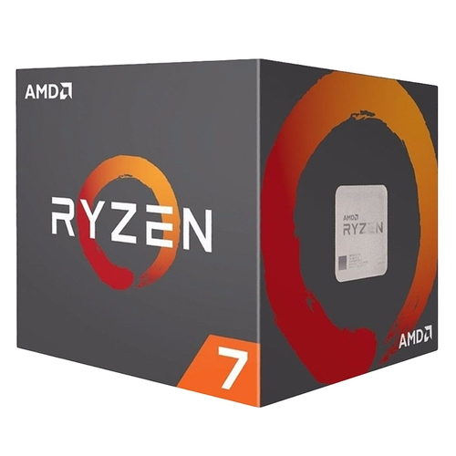 AMD Ryzen 7 1700  - Socket AM4 - 8 Coeurs HT - 3.0/3.7Ghz - 20Mo