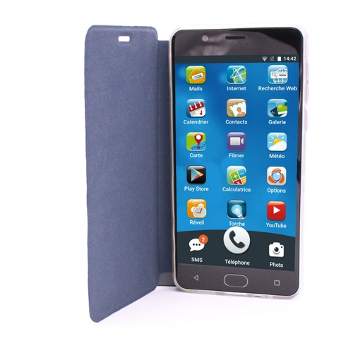 ORDISSIMO Etui de protection smartphone - Cuir