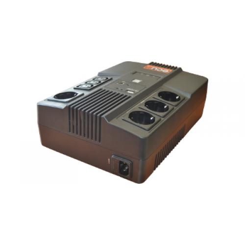ECUS Onduleur POWER_1AF 650VA 350W