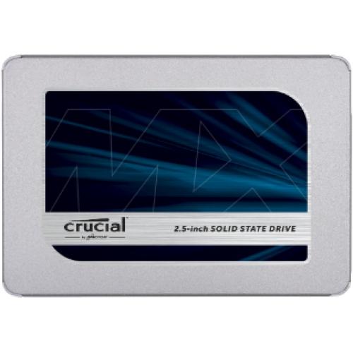 """CRUCIAL SSD MX500 500Go SATA-6Gb 2.5"""""""