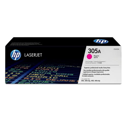 HP Toner Laser 305A Magenta